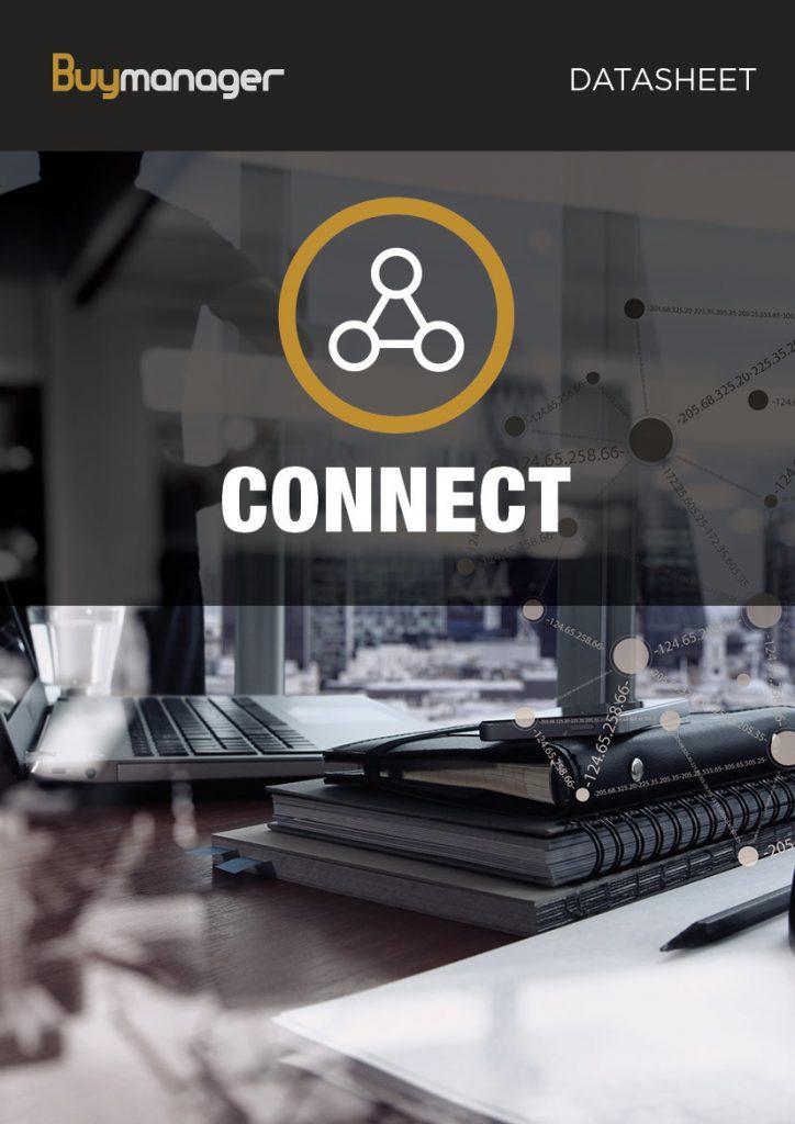 Datasheet - Connect landing page