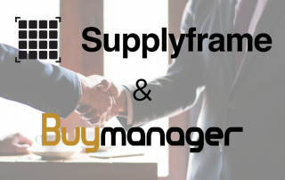PR - Buymanager - Supplyframe announcement
